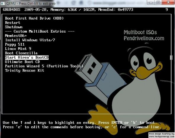 How to create a bootable Linux USB stick on Window post thumbnail image