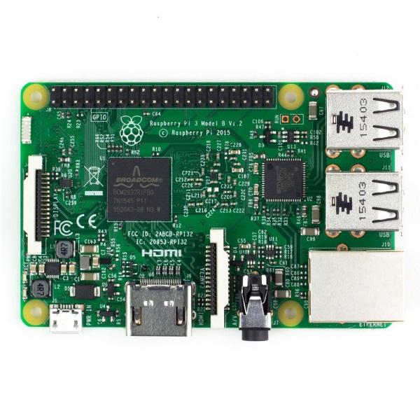 Raspberry PI 3 is here post thumbnail image