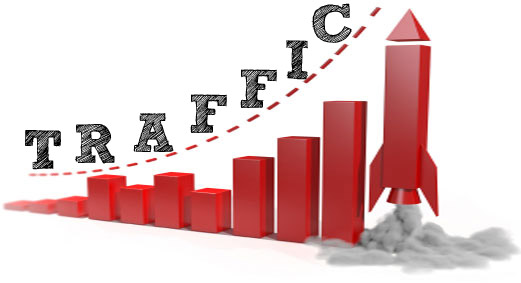 How to Virtually increase traffic to your site post thumbnail image