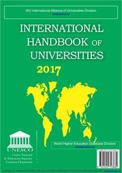 International Handbook of Universities – Unesco post thumbnail image