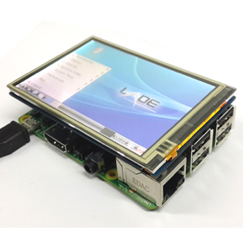 Raspberry PI with 3.5 inch LCD TFT screen post thumbnail image