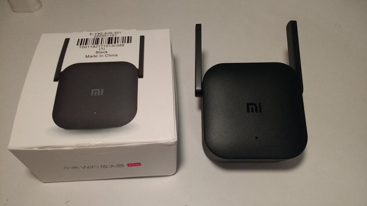 Setup Xiaomi Pro 300M 2.4G WiFi Amplifier post thumbnail image