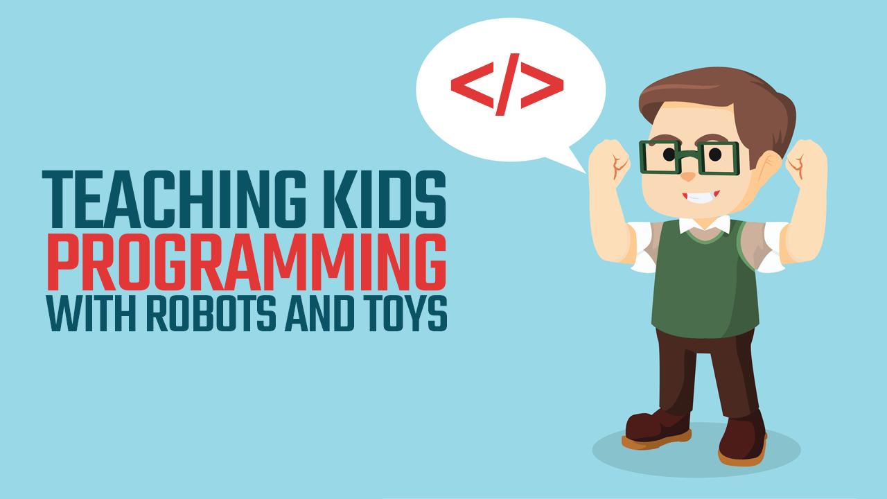 Programming for Kids (?) post thumbnail image