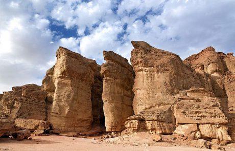 Eilat, Desert & meditation post thumbnail image