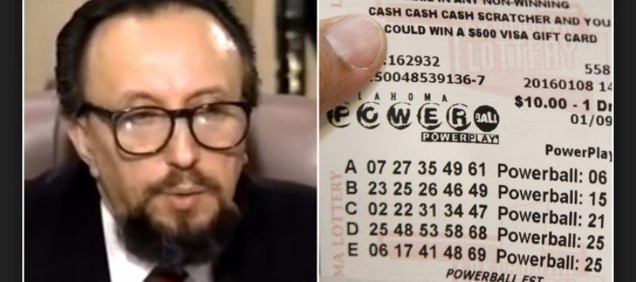 Stephan Mandel – Lottery post thumbnail image