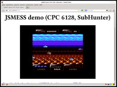 JS Mess / Dos box post thumbnail image