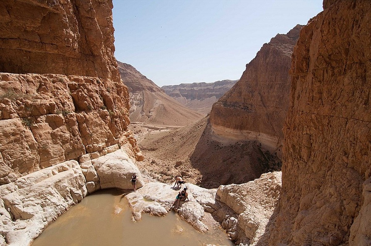Israel National Trail sections 31 – 32 post thumbnail image